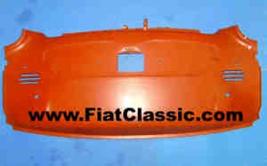 Plaque frontale Fiat 500 Bianchina 1957-1959