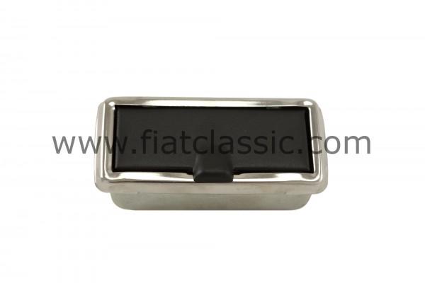 Posacenere cromato Fiat 500 - Fiat 126 - Fiat 600