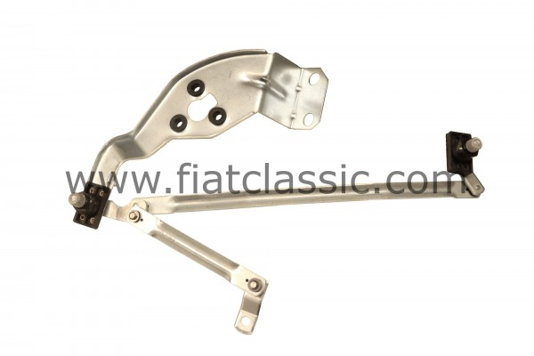 Windscreen wiper shaft set Fiat 500 F/L/R