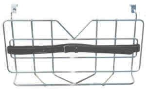 Luggage rack for hanging up chrome Fiat 126