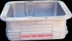 Coppa olio in lega leggera Fiat 126 - Fiat 500